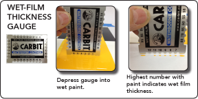 Wet Film Thickness