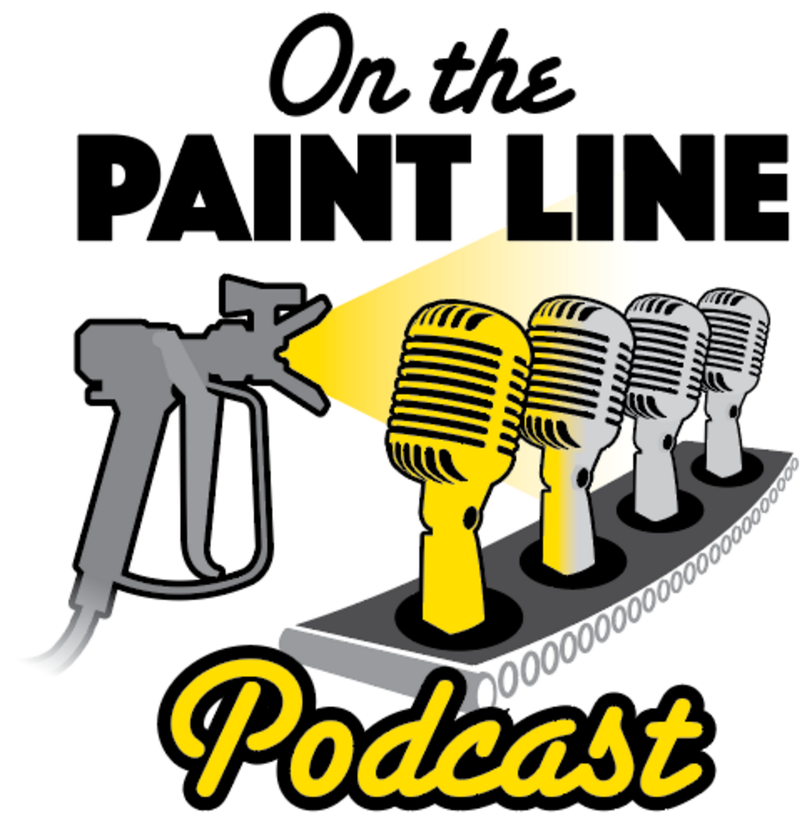 on the paint line podcast